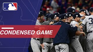 Condensed Game: NYY@CLE Gm5 10/11/17