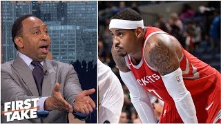 Is Carmelo Anthony