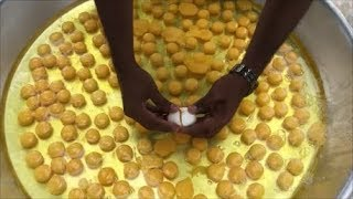 Cooking 2 Chickens with 200 Eggs - Cooking Steamed Omelette in Our Village