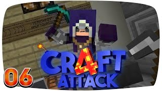 TEAMSHRIMP HAUPTQUARTIER?! - Craft Attack 4 Ep. 06 | VeniCraft