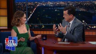 Emilia Clarke Talks GoT