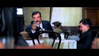Daniel Day Lewis breaking character in There Will Be Blood (Outtake)