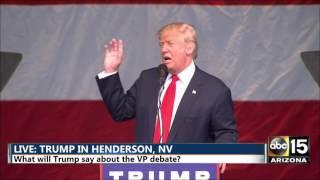 Donald Trump: Please don