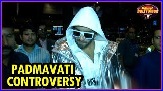 Ranveer Singh Avoids Commenting On 'Padmavati' Controversy | Bollywood News