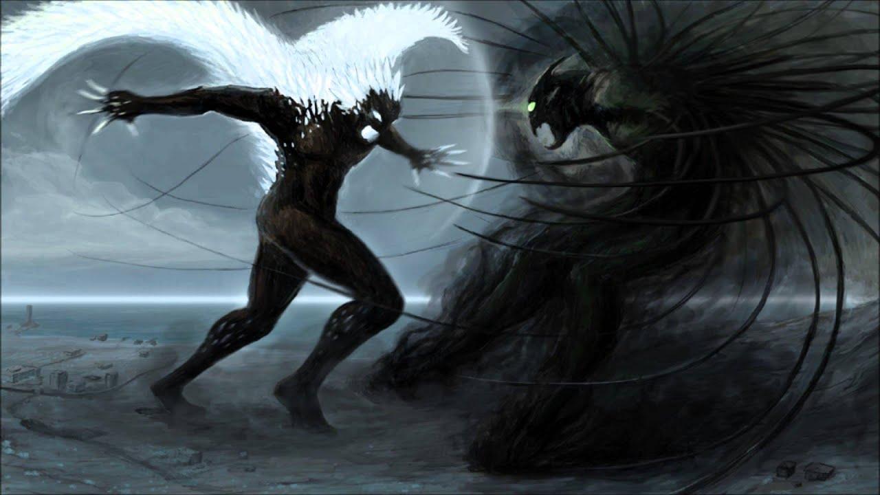 Битва Демонов  № 3608381 бесплатно