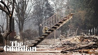 Paradise lost: the town incinerated by California
