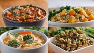 One-Pot Vegan Dinners