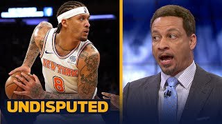 Chris Broussard on Michael Beasley