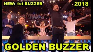 #1 GOLDEN BUZZER 2018! STANDING OVATIONS ♥EMOTIONAL MAGIC WILL MELT YOUR HEART♥ Britain