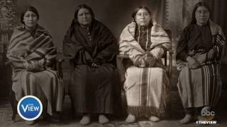 Author David Grann On Tragic Story Of The Osage Indians   The View