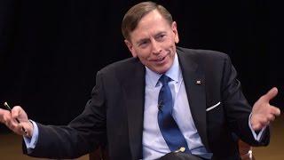 President's Forum: General David H. Petraeus