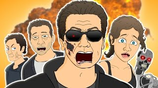 ♪ TERMINATOR GENISYS THE MUSICAL - Animation Song Parody