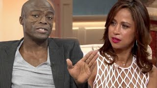 """Seal Tells Stacey Dash """"Keep My Name Out Your Mouth"""" After Being Dragged on Twitter For Oprah  Post"""