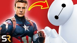 10 Crazy Fan Theories Connecting Animated And Live Action Movies!
