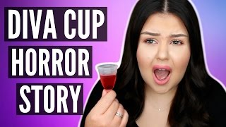 Why I Stopped Using The Diva Cup | Negative Menstrual Cup Experience