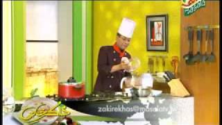 Pakistani Food Recipes - Cooking Show Zakir e Khas Ep 8 B