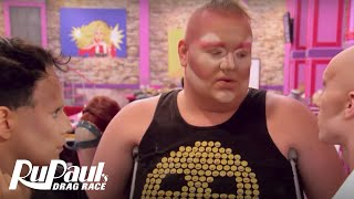 The Queens Discuss Battling Eating Disorders | RuPaul's Drag Race Season 9 | VH1