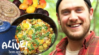 How to Make a Campfire Breakfast | It