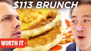 $19 Brunch Vs. $113 Brunch