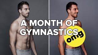 I Trained Like A Gymnast For 30 Days