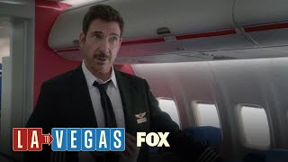 Captain Dave Is Rude To The Custodial Staff | Season 1 Ep. 5 | LA TO VEGAS