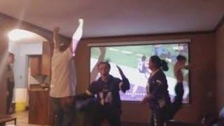 Vikings vs Saints - Best Fan Reactions to Stefon Diggs