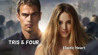 Tris & Four | Elastic Heart ❧