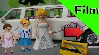 """Playmobil Film """"Die Hochzeit in Gefahr"""" Familie Jansen / Kinderfilm / Kinderserie"""