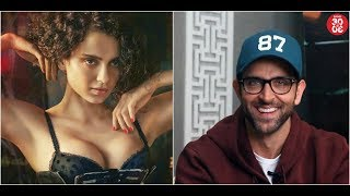 Kangana Ranaut Wants To Work With A-Listers | Hrithik Celebrates His B