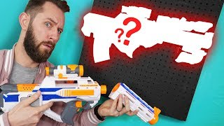 NERF Build Your Weapon Challenge!