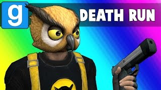 Gmod Deathrun - New Vanoss Player Model! (Garry