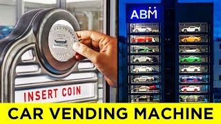 Top 30 Weirdest Things Sold in Vending Machines