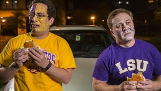 SEC Shorts - Sad LSU fans try to order a
