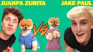 Jake Paul Vines Vs Juanpa Zurita Vines (W/Titles) Best Vine Compilation 2017