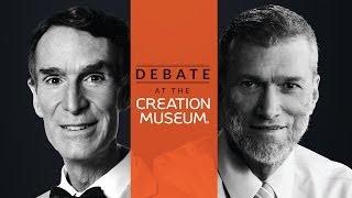 Bill Nye Debates Ken Ham - HD (Official)
