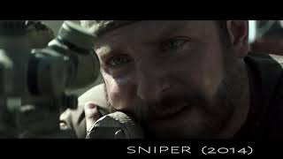 Top 10 Sniper Movies 2001   2017 LATEST MUST WATCH
