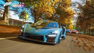 Forza Horizon 4 Gameplay! (E3 2018 Demo Gameplay)