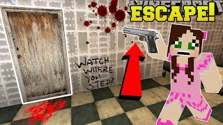 Minecraft: ESCAPE THE HOSPITAL!! (FIND THE CURE TO SURVIVE!!) - Custom Map