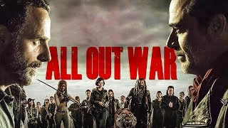 THE WALKING DEAD: Staffel 8 - So geht es weiter! - ALL OUT WAR