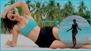 ♥ Last Minute SUMMER BODY Teil 1: Aufwärmung und Cardio-Training mit Seilspringen