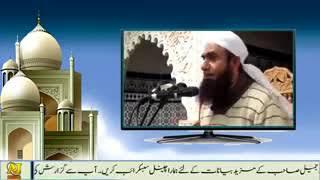 Moulana Tariq Jameel 2017   Islamic Bayan   Urdu Bayan   Ahle Sunnat Wale Suno