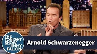 Jimmy Broke All of Arnold Schwarzenegger