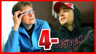 Meine MAMA bewertet YOUTUBER ! #2