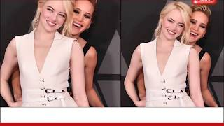 Watch Video : Why Anil Kapoor GUSHING for Emma Stone & Jennifer Lawrence!