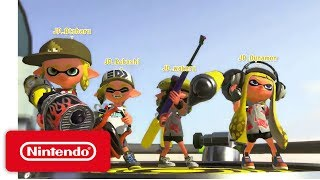 2017 Splatoon 2 World Inkling Invitational - Grand Finals: Japan vs USA - Nintendo E3 2017