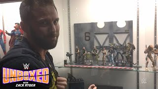Zack Ryder visits the NECA booth at San Diego Comic-Con International: WWE Unboxed with Zack Ryder