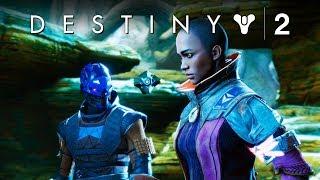 Ikora & der Mond Io!   07   Destiny 2