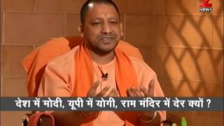 Exclusive: In conversation with Yogi Adityanath, CM of Uttar Pradesh