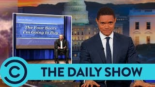 Obama Should Make That Money - The Daily Show | Comedy Central