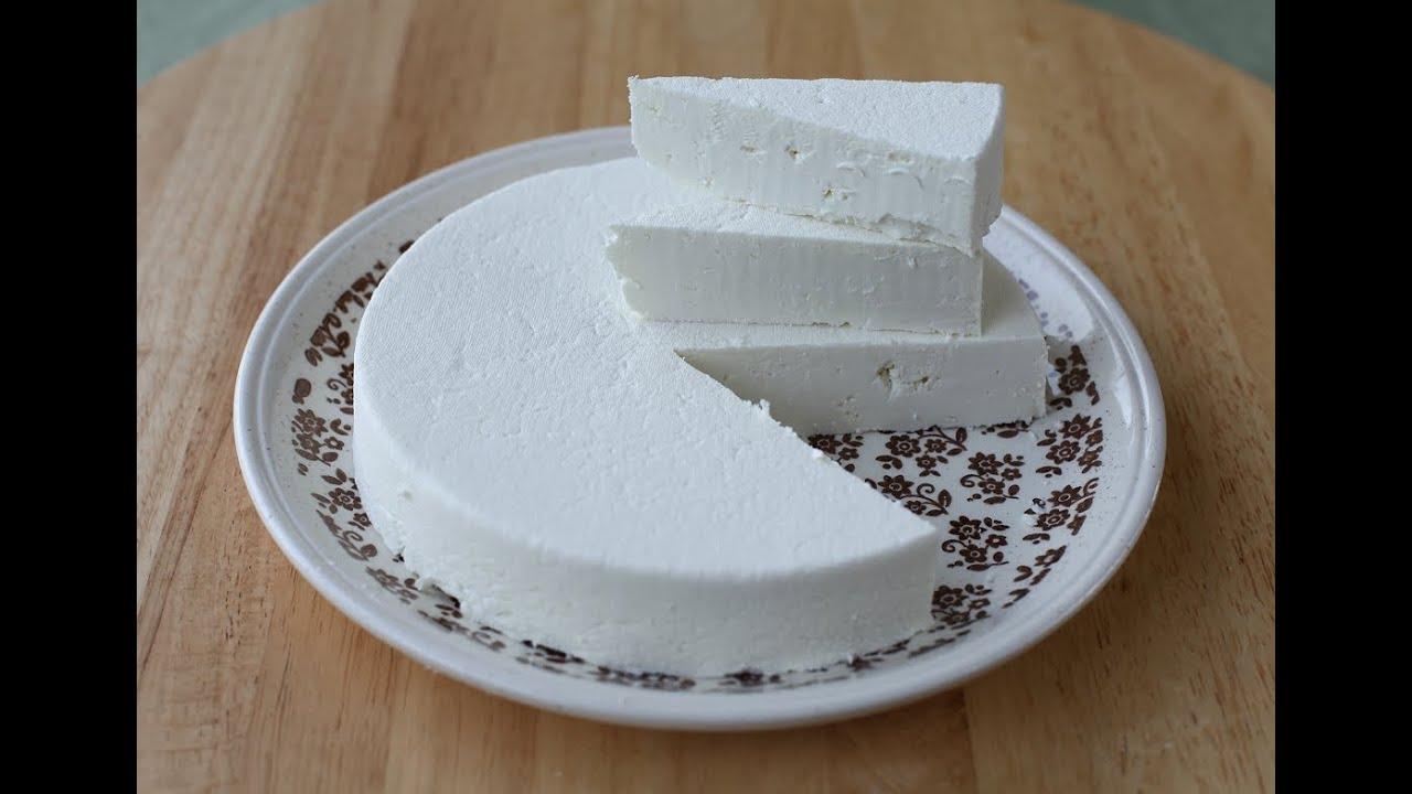 Приготовить домашний сыр из козьего молока